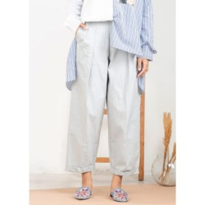 Biggy Pants Light Grey